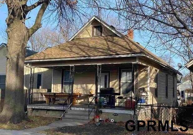 1110 N 28th Street, Lincoln, NE 68503 (MLS #22100946) :: Stuart & Associates Real Estate Group