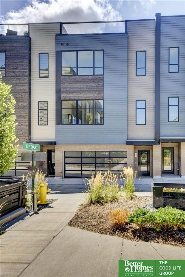 1057 Johnston Plaza, Omaha, NE 68108 (MLS #22108325) :: The Briley Team