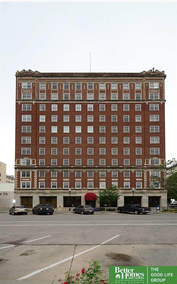 139 N 11th Street #1104, Lincoln, NE 68508 (MLS #22113192) :: Omaha Real Estate Group