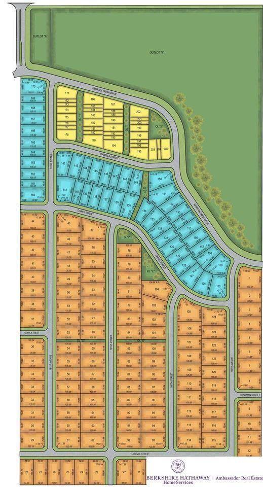 11002 N 161 Avenue, Bennington, NE 68007 (MLS #22116317) :: Complete Real Estate Group