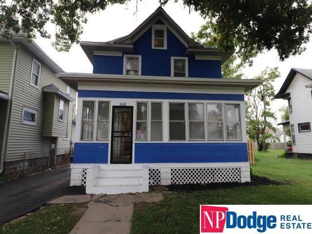 1461 Emmet Street, Omaha, NE 68110 (MLS #22122206) :: Don Peterson & Associates