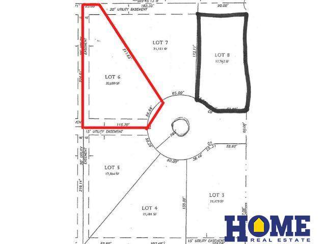 200 Montana Circle, Utica, NE 68456 (MLS #22123259) :: Don Peterson & Associates