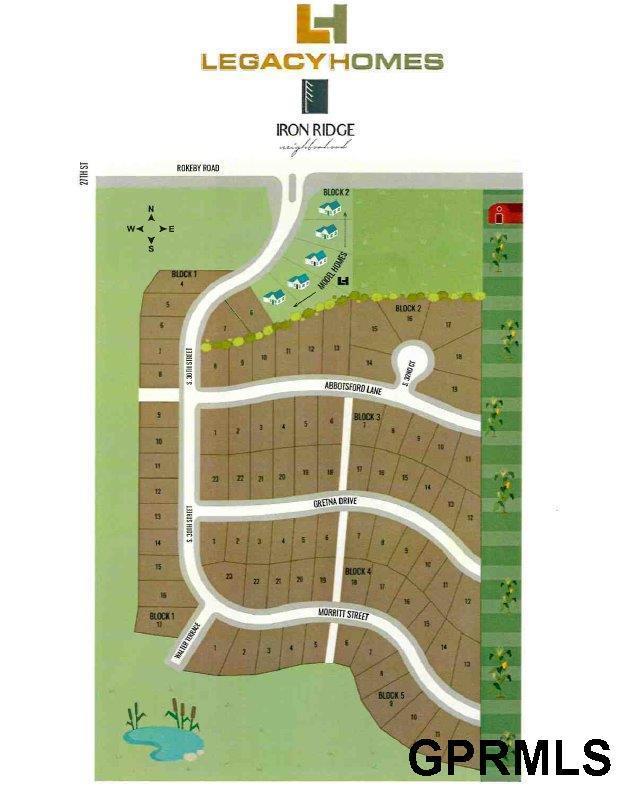 0 TBD Abbotsford Lane, Lincoln, NE 68512 (MLS #L10151575) :: Complete Real Estate Group