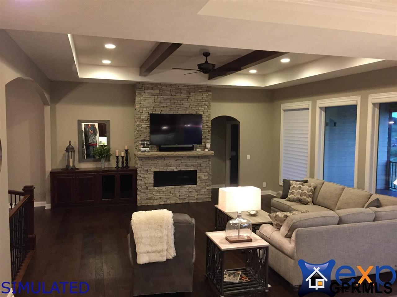 Peachy 2 Equestrian Drive Lincoln Ne 68523 Mls L10153341 Complete Real Estate Group Home Interior And Landscaping Elinuenasavecom
