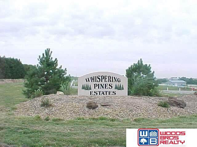 Lot 7, 2nd Sub Whispering Pines, Beatrice, NE 68310 (MLS #T8730) :: Cindy Andrew Group