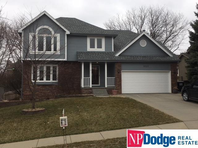 1021 Hickory Hill Road, Papillion, NE 68046 (MLS #21802454) :: Nebraska Home Sales