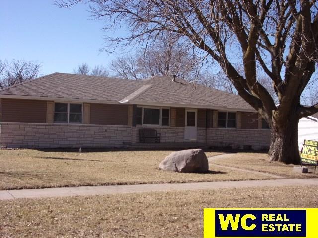 1109 Jackson Street, Blair, NE 68008 (MLS #21903420) :: Cindy Andrew Group