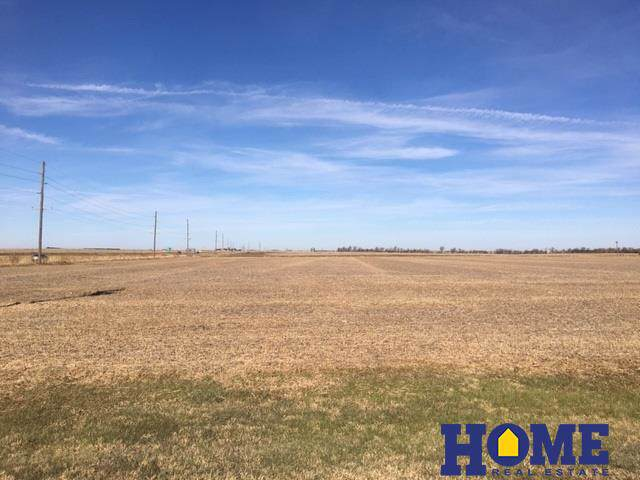 Lot 7, 1417 County Road D, Dorchester, NE 68343 (MLS #21927146) :: Capital City Realty Group