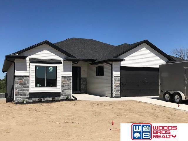 642 Whitetail Run Circle, Ashland, NE 68003 (MLS #22015551) :: The Homefront Team at Nebraska Realty
