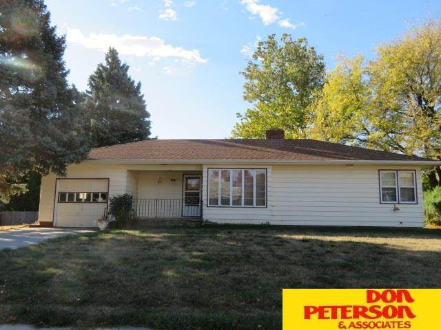 301 W Centre, Hartington, NE 68739 (MLS #22025577) :: Dodge County Realty Group