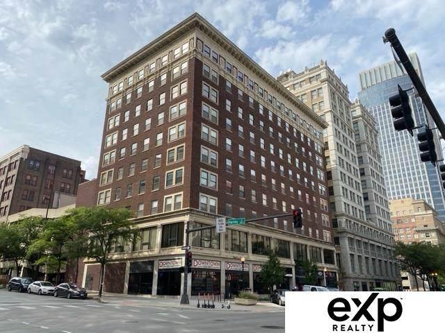 312 S 16 Street #804, Omaha, NE 68102 (MLS #22121644) :: Complete Real Estate Group