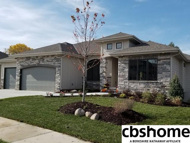 3306 N 179th Street, Elkhorn, NE 68022 (MLS #21718141) :: Nebraska Home Sales