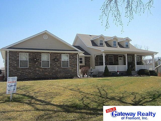 980 Co Rd W Lot T-1017 County Road, Fremont, NE 68025 (MLS #21718786) :: Omaha's Elite Real Estate Group