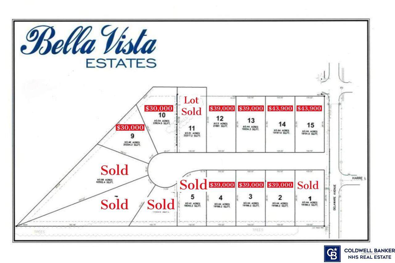 Lot 13 Bella Vista Estates - Photo 1