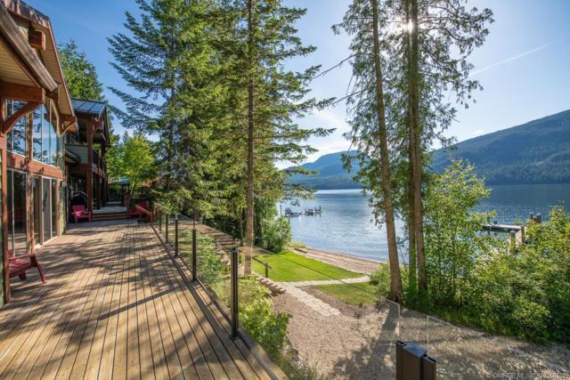 3552 Mabel Lake Road,, Lumby, BC V1T 8Z5 (MLS #10186182) :: Walker Real Estate Group