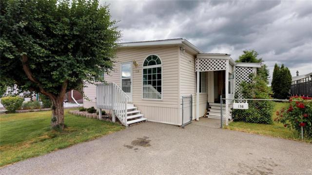 #138 2005 Boucherie Road,, West Kelowna, BC V4T 1R4 (MLS #10186258) :: Walker Real Estate Group