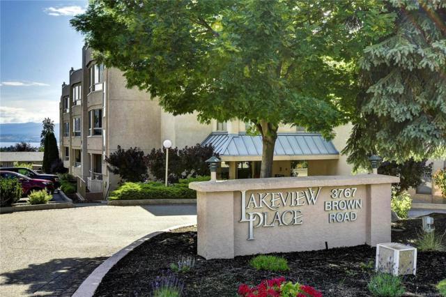 #309 3767 Brown Road,, West Kelowna, BC V4T 1Y1 (MLS #10186272) :: Walker Real Estate Group