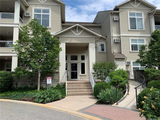 #207 515 Houghton Road,, Kelowna, BC V1X 8B9 (MLS #10186324) :: Walker Real Estate Group
