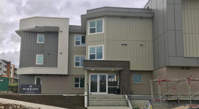 #115 695 Academy Way,, Kelowna, BC V1V 3E4 (MLS #10186365) :: Walker Real Estate Group