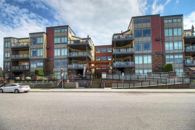 #110 1933 Ambrosi Road,, Kelowna, BC V1Y 4S1 (MLS #10186387) :: Walker Real Estate Group