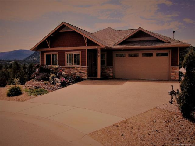 250 Stoneridge Drive,, Sicamous, BC V0E 2V1 (MLS #10186420) :: Walker Real Estate Group