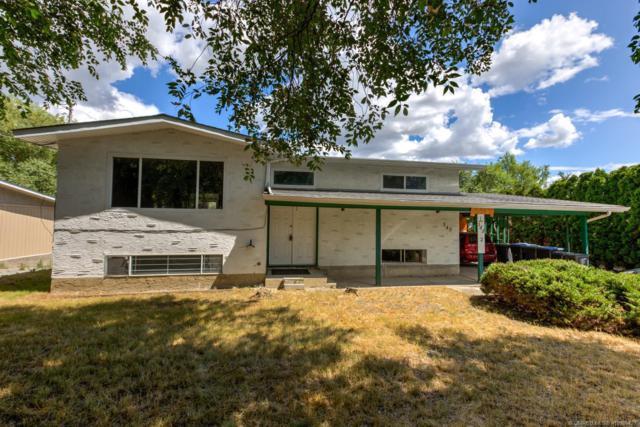 345 Snowsell Street,, Kelowna, BC V1V 2C7 (MLS #10186427) :: Walker Real Estate Group