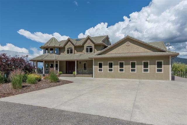 80 Langford Road,, Vernon, BC V1B 3E7 (MLS #10186934) :: Walker Real Estate Group