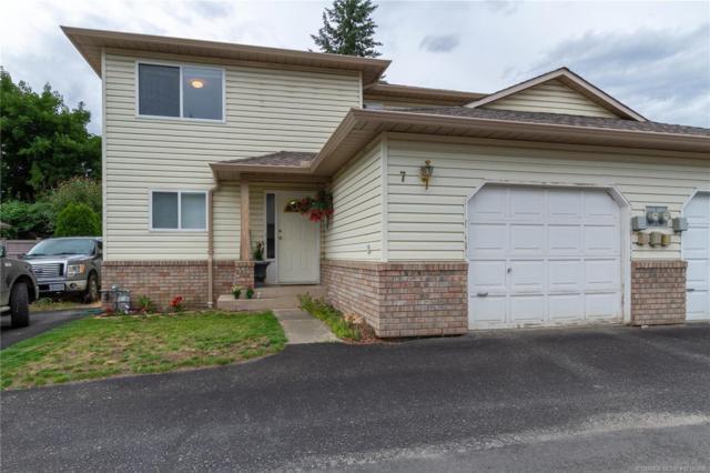#7 4409 20 Street,, Vernon, BC V1T 4E4 (MLS #10186996) :: Walker Real Estate Group
