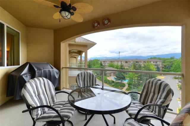 #409 1962 Enterprise Way,, Kelowna, BC V1Y 9S6 (MLS #10187195) :: Walker Real Estate Group