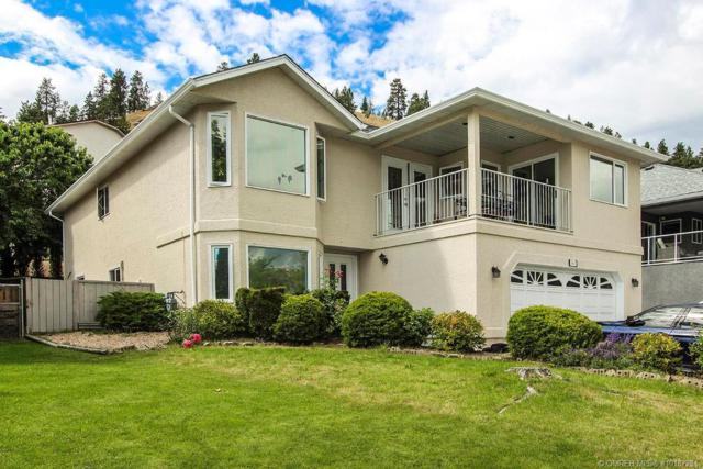 564 Glenmeadows Road,, Kelowna, BC V1V 1X3 (MLS #10187281) :: Walker Real Estate Group