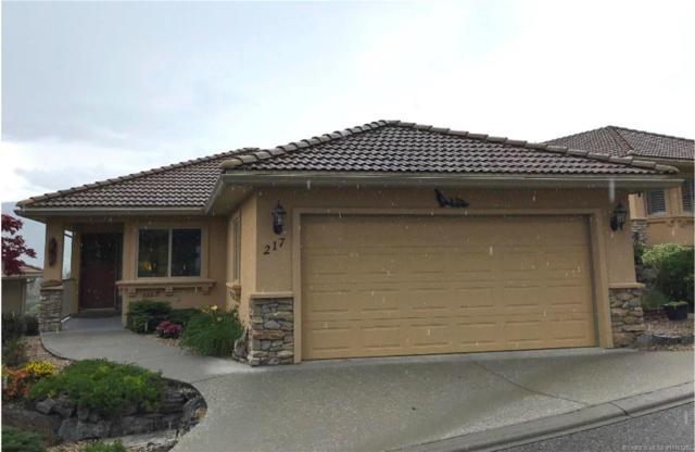 #217 2455 Quail Ridge Boulevard,, Kelowna, BC V1V 2S8 (MLS #10187283) :: Walker Real Estate Group
