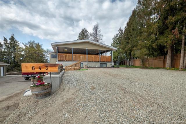 643 Mountview Road,, Vernon, BC V1B 3A7 (MLS #10187527) :: Walker Real Estate Group