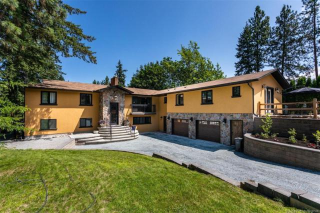 872 Paret Road,, Kelowna, BC V1W 4P2 (MLS #10187538) :: Walker Real Estate Group