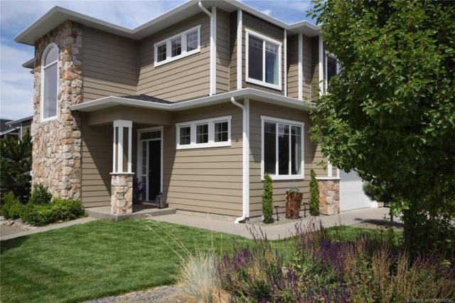 5020 Twinflower Crescent,, Kelowna, BC V1W 5L8 (MLS #10187542) :: Walker Real Estate Group