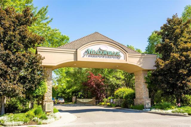 #308 1964 Enterprise Way,, Kelowna, BC V1Y 9S7 (MLS #10187581) :: Walker Real Estate Group