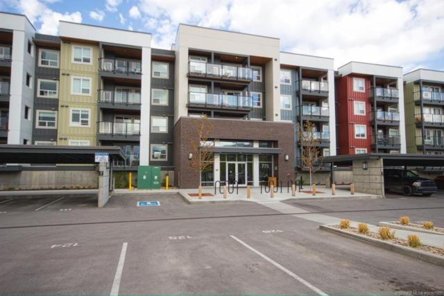 #121 775 Academy Way,, Kelowna, BC V1V 0A5 (MLS #10187583) :: Walker Real Estate Group