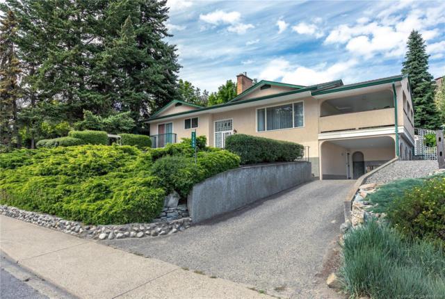 1260 Mountain Avenue,, Kelowna, BC V1Y 7H2 (MLS #10187616) :: Walker Real Estate Group