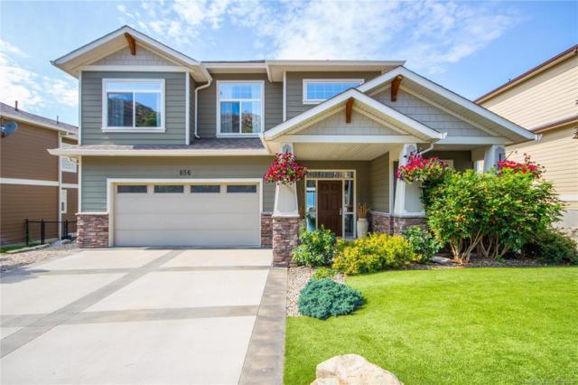 856 Hewetson Avenue,, Kelowna, BC V1W 5C9 (MLS #10187637) :: Walker Real Estate Group
