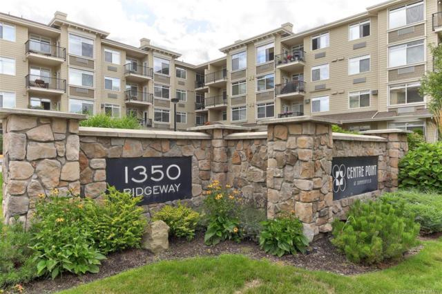 #315 1350 Ridgeway Drive,, Kelowna, BC V1Y 9T8 (MLS #10187730) :: Walker Real Estate Group