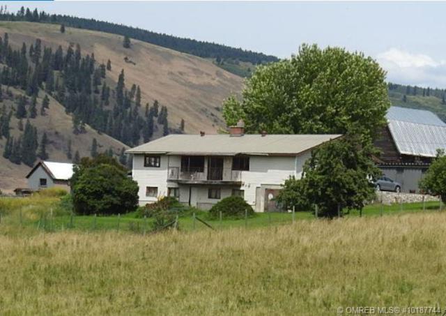 5639 Learmouth Road,, Coldstream, BC V1B 3E6 (MLS #10187744) :: Walker Real Estate Group