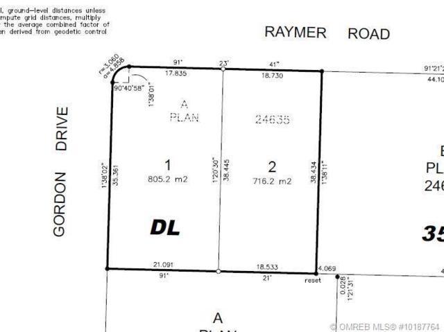 705 Raymer Road,, Kelowna, BC V1W 1H6 (MLS #10187764) :: Walker Real Estate Group