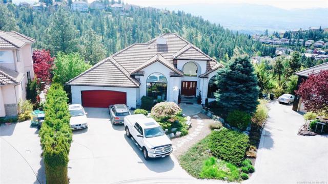 2153 Breckenridge Court,, Kelowna, BC V1V 1W2 (MLS #10187771) :: Walker Real Estate Group