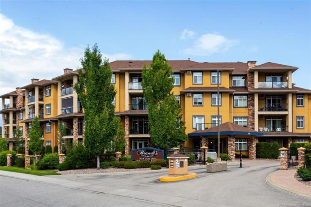 #107 307 Whitman Road,, Kelowna, BC V1V 2P3 (MLS #10187817) :: Walker Real Estate Group