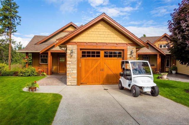 #5 27 Birdie Lake Drive,, Vernon, BC V1H 2J4 (MLS #10187891) :: Walker Real Estate Group