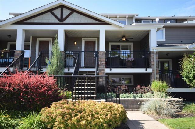 #5 600 Boynton Place,, Kelowna, BC V1V 3B8 (MLS #10187900) :: Walker Real Estate Group