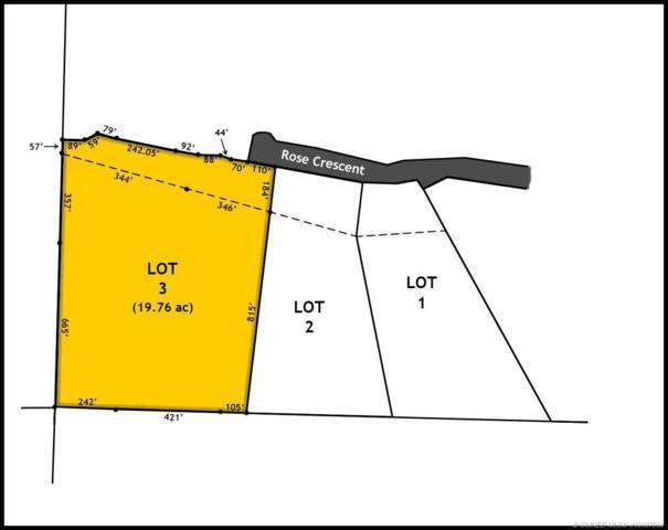 Lot 3 Rose Crescent,, Eagle Bay, BC V0E 1T0 (MLS #10187969) :: Walker Real Estate Group