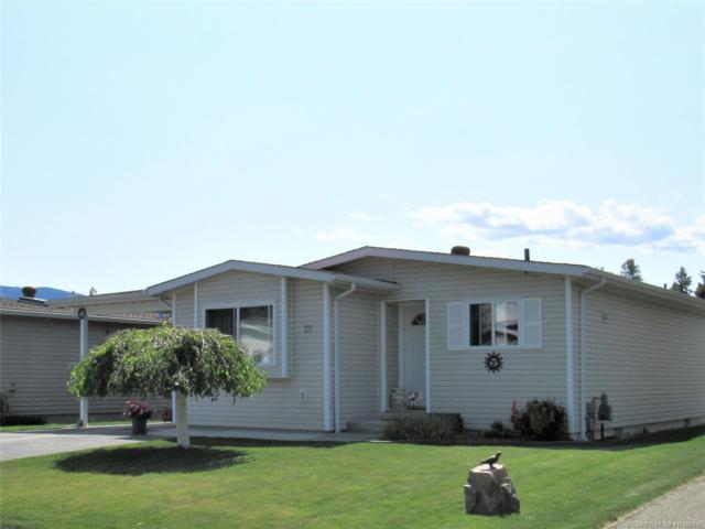 #23 130 Cliffview Lane,, Enderby, BC V0E 1V0 (MLS #10189319) :: Walker Real Estate Group