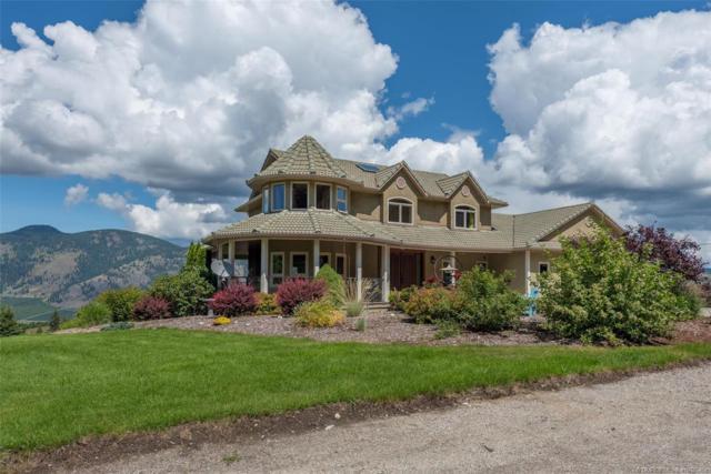 80 Langford Road,, Vernon, BC V1B 3E7 (MLS #10189464) :: Walker Real Estate Group