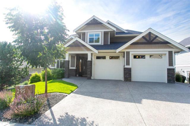295 Upper Canyon Drive, N, Kelowna, BC V1V 3C7 (MLS #10189550) :: Walker Real Estate Group
