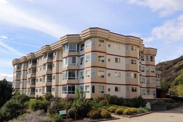 #313 3806 35 Avenue,, Vernon, BC V1T 9N6 (MLS #10191673) :: Walker Real Estate Group